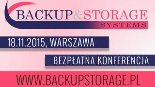 backup&storage systems summit