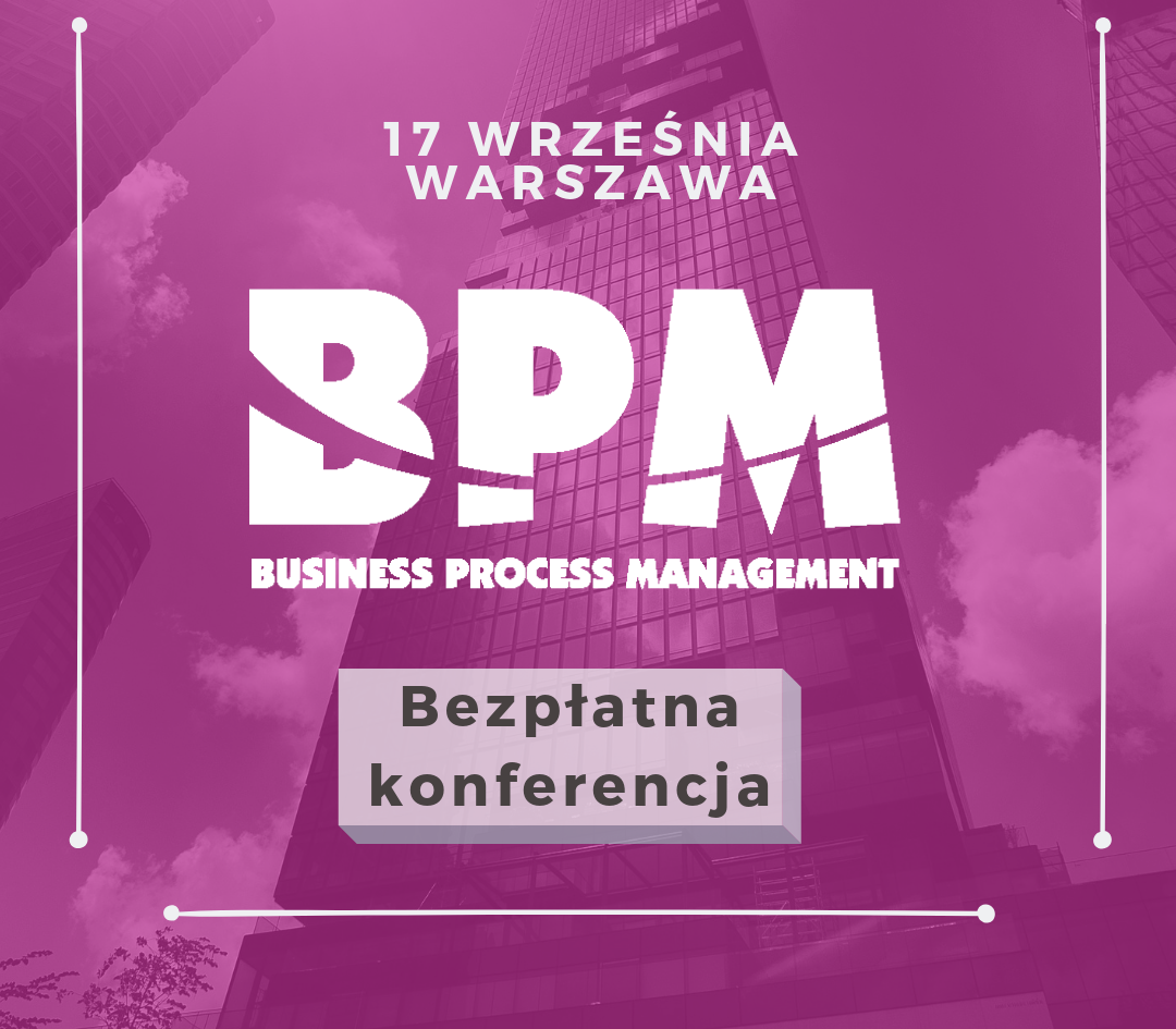 Business Process Management - konferencja