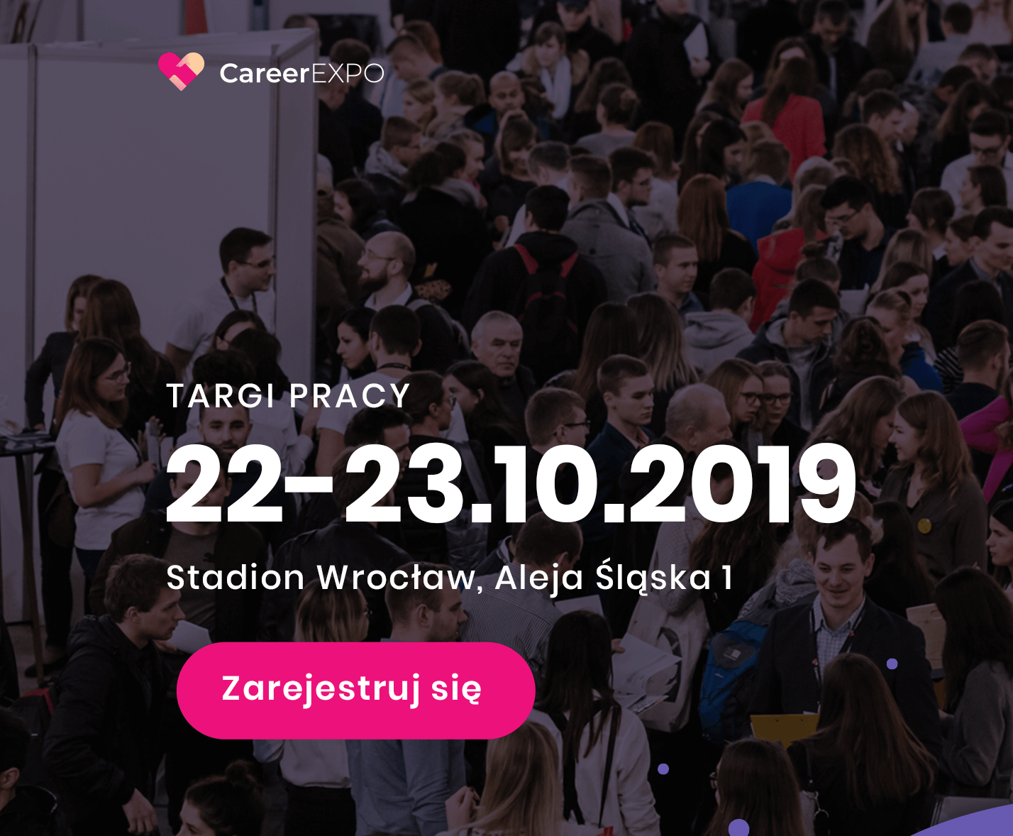 Career EXPO we Wrocławiu